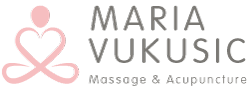 Maria Vukusic Massage & Acupuncture Bondi Logo